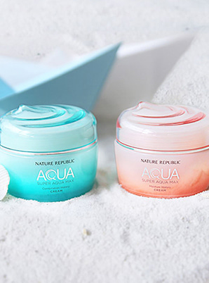 [Stylist &P!CK] NATURE REPUBLIC SUPER AQUA MAX