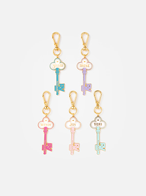 Red Velvet HOTEL KEY RING