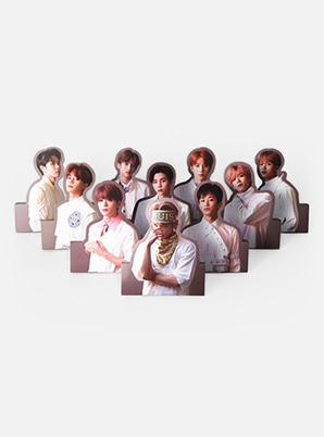 NCT 127 HOLOGRAM PHOTO CARD SET Regular-Irregular