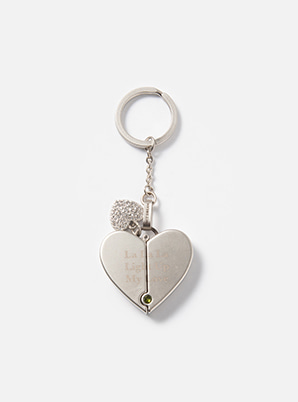 NCT DREAM LOVELOVE KEYRING