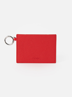 TVXQ! COLOR LEATHER WALLET