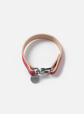 GIRLS' GENERATION-Oh!GG COLOR LEATHER BRACELET