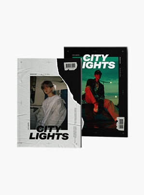 BAEKHYUN  1st SOLO MINI ALBUM 'City Lights' (Random cover ver.)