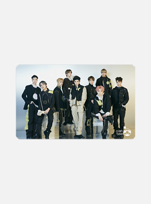 NCT 127 TRANSPORTATION CARD