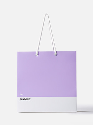 [MD &P!CK] f(x)  2019 SM ARTIST + PANTONE™ SHOPPING BAG SET