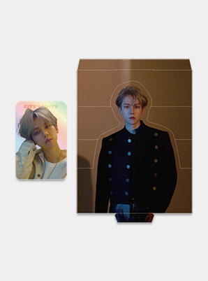 BAEKHYUN HOLOGRAM PHOTO CARD SET - City Lights
