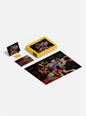 Red Velvet PUZZLE PACKAGE