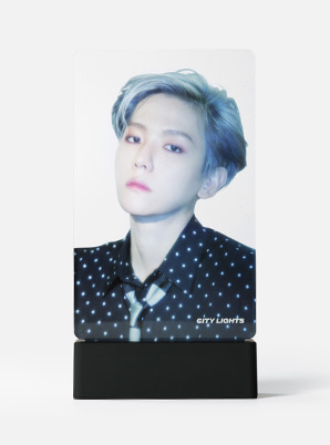 BAEKHYUN  MOOD LIGHT PANEL - City Lights