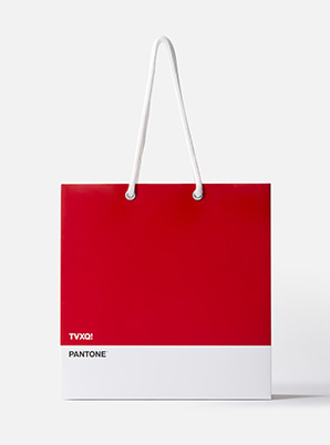 [MD &P!CK] TVXQ!  2019 SM ARTIST + PANTONE™ SHOPPING BAG SET