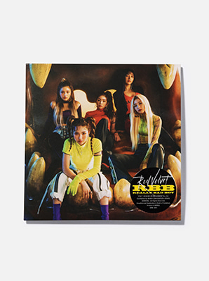 Red Velvet LP COASTER - RBB