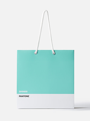 [PANTONE SALE] SHINee  2019 SM ARTIST + PANTONE™ SHOPPING BAG SET