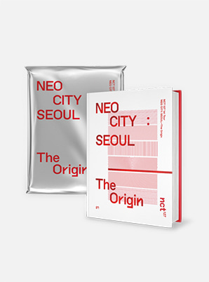 NCT 127  1st Tour NEO CITY : SEOUL – The Origin PHOTO BOOK & LIVE Album