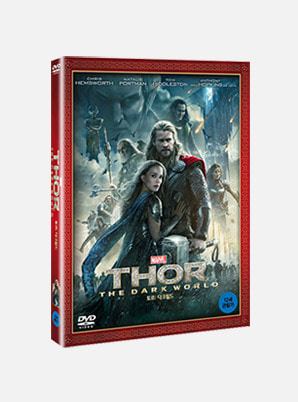 [MD &P!CK] Thor: The Dark World DVD