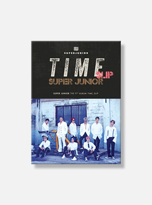 SUPER JUNIOR The 9th Album - Time Slip
