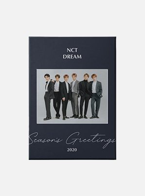 NCT DREAM SEASON'S GREETINGS 2020