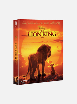 Lion King Steelbook Blu-ray