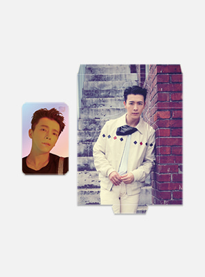 SUPER JUNIOR HOLOGRAM PHOTO CARD SET - Time_Slip