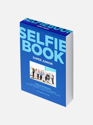 SUPER JUNIOR SELFIE BOOK : SUPER JUNIOR