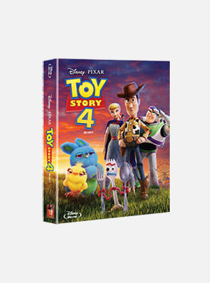 Toy Story 4 Steelbook Blu-ray