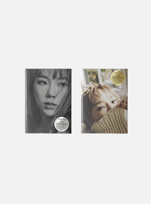 TAEYEON The 2nd Album Repackage - Purpose (Random cover ver.)