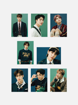 NCT 127 SEASON'S GREETINGS 2020 POSTER