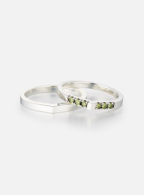 NCT TWIN LOVE RING