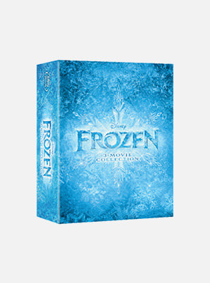 FROZEN 2  3-Movie Collection Blu-ray