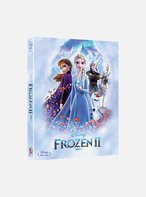 FROZEN 2  Blu-ray