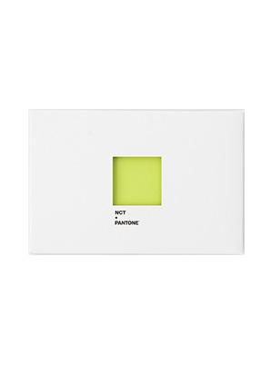 [PANTONE SALE] NCT  SM ARTIST + PANTONE™ POST CARD