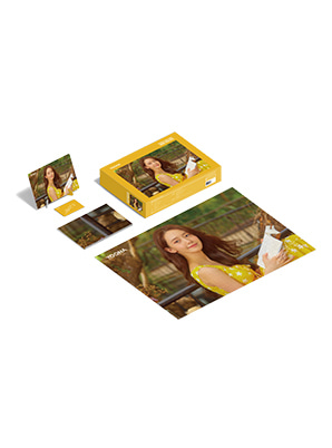 YOONA PUZZLE PACKAGE