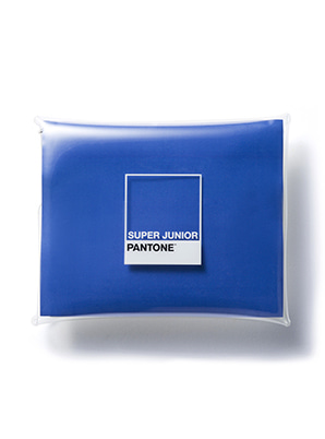 [MD &P!CK] SUPER JUNIOR   2019 SM ARTIST + PANTONE™ PVC POUCH