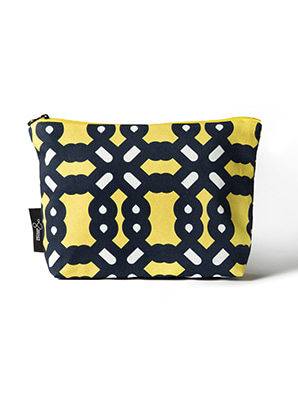 [MD &P!CK] &STORE POUCH BOLD YELLOW