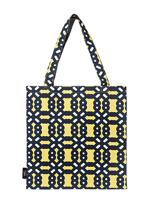 [MD &P!CK] &STORE ECO BAG BOLD YELLOW