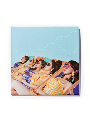 Red Velvet LP COASTER - Summer Magic