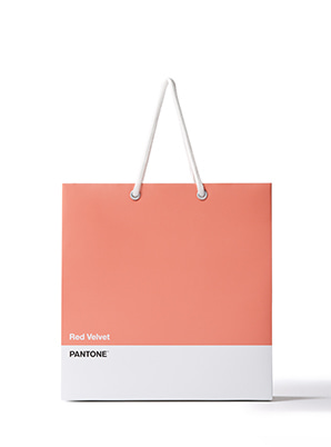 [MD &P!CK] Red Velvet  2019 SM ARTIST + PANTONE™ SHOPPING BAG SET
