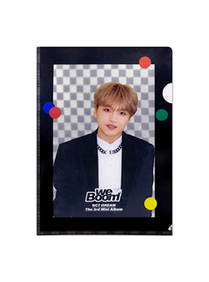 NCT DREAM 3D L HOLDER - We Boom